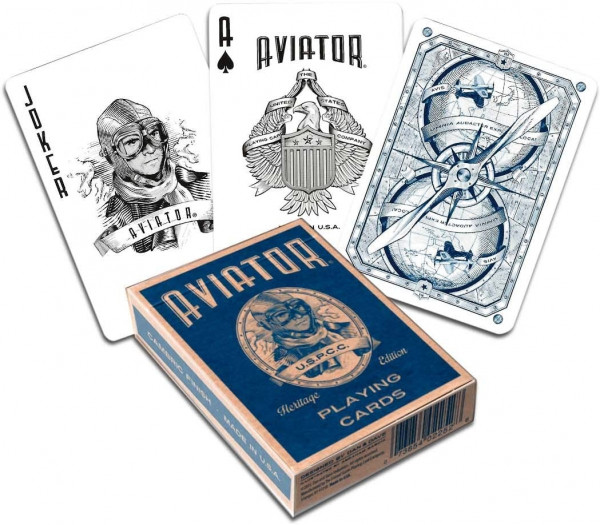 Bicycle Playing Cards - Aviator