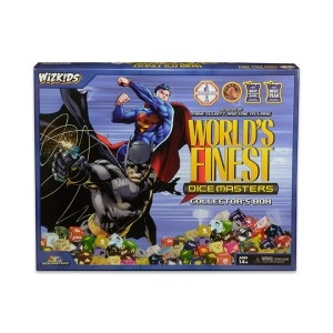 Dice Masters: DC - Collector's Box: World's Finest