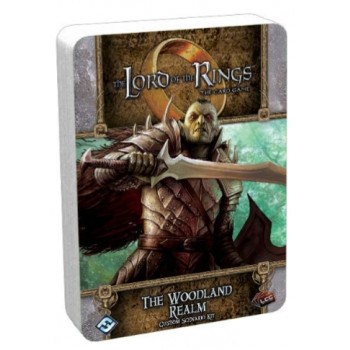 The Lord of the Rings: The Card Game - Custom Scenario Kit: The Woodland Realm