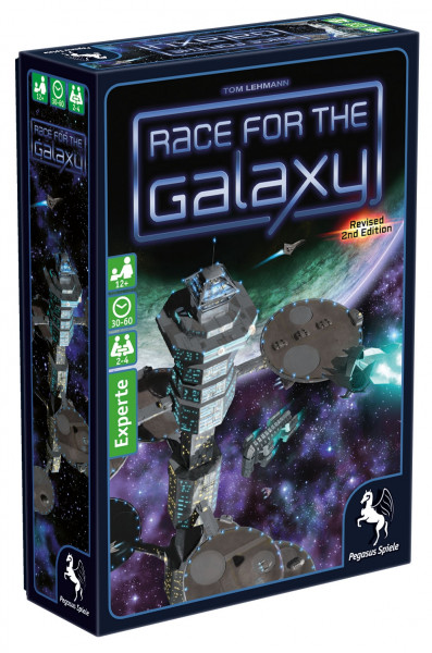 Race for the Galaxy - Revised 2nd Edition