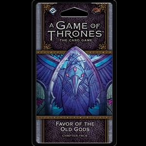 A Game of Thrones: The Card Game - Flight of Crows 4: Favor of the Old Gods Chapter Pack