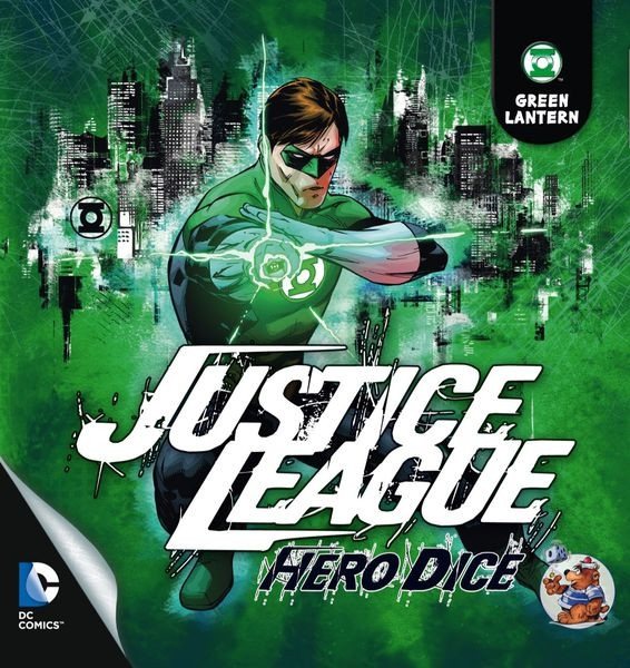 Justice League: Hero Dice - Green Lantern
