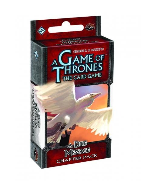 Game of Thrones: The Card Game - A Dire Message Chapter Pack