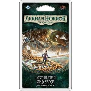 Arkham Horror: The Card Game - Dunwich 6: Lost in Time and Space Mythos Pack