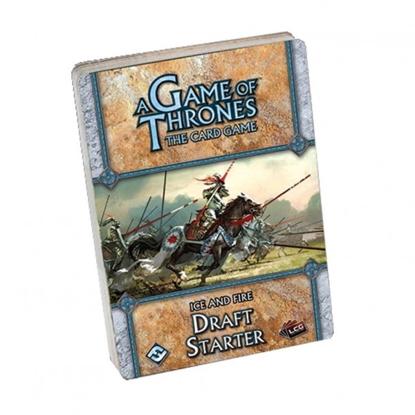 A Game of Thrones: The Card Game - Draft Starter: Ice and Fire