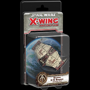 Star Wars: X-Wing - Expansion Pack: Scurrg H-6 Bomber