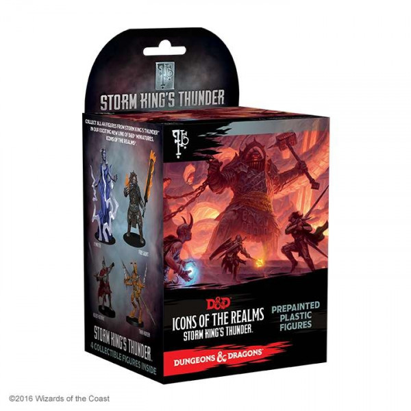 D&D Miniatures - Icons of the Realms: Storm King's Thunder Booster