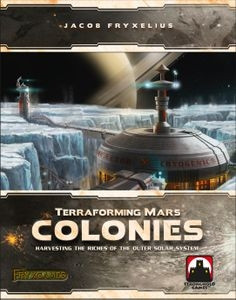 Terraforming Mars - Expansion: Colonies