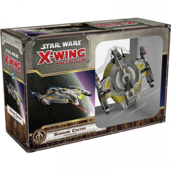 Star Wars: X-Wing - Expansion Pack: Shadow Caster