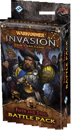 Warhammer Invasion: The Card Game - Faith and Steel Battle Pack