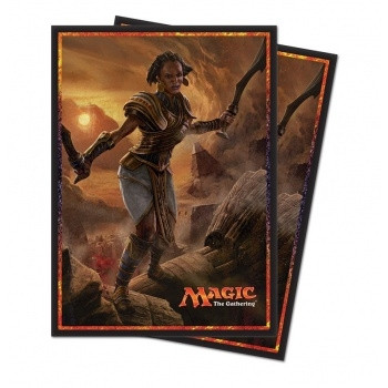 Deck Protector Sleeves - MTG, Hour of Devastation: Samut