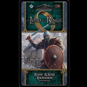 The Lord of the Rings: The Card Game - Ered Mithrin 2: Roam Across Rhovanion Adventure Pack