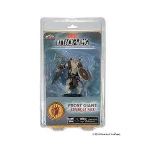 D&D Attack Wing - Frost Giant Expansion Pack