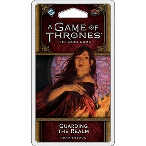 A Game of Thrones: The Card Game - Blood and Gold 2: Guarding the realm Chapter Pack