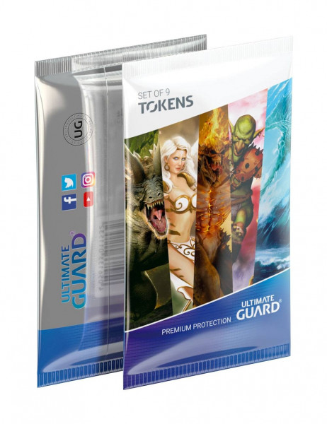 Ultimate Guard - Token Booster