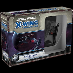Star Wars: X-Wing - Expansion Pack: Tie Silencer