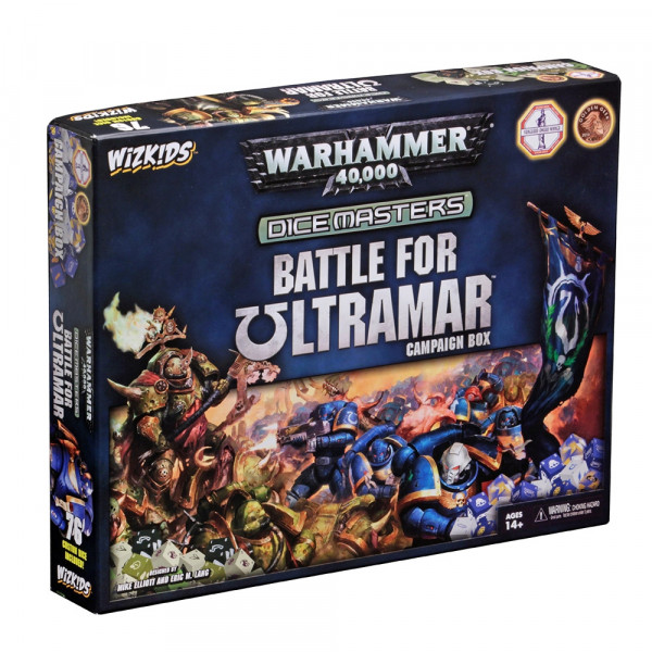 Dice Masters: Warhammer 40,000 - Campaign Box: Battle for Ultramar