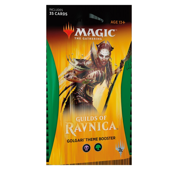 MTG - Theme Booster, Guilds Of Ravnica: Golgari