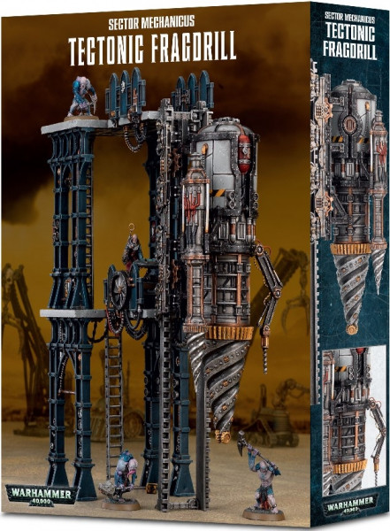 Warhammer 40,000 - Sector Mechanicus: Tectonic Fragdrill