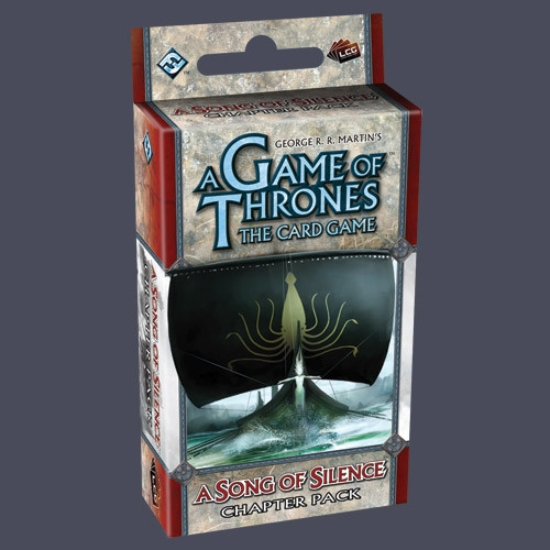 A Game of Thrones: The Card Game - Brotherhood Without Banners 4: A Song of Silence Chapter Pack