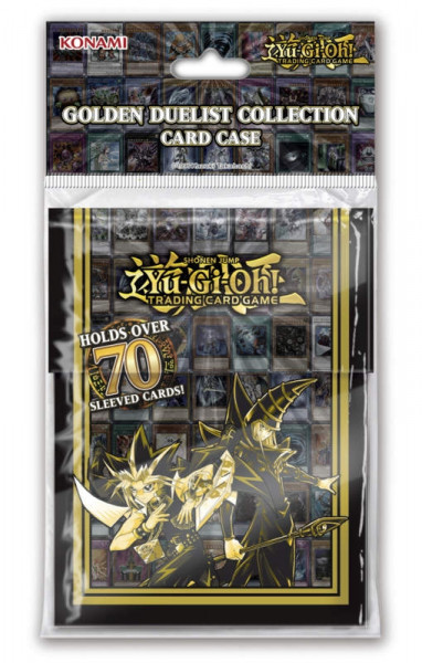 Card Case - Yu-Gi-Oh!: Golden Duelist Collection