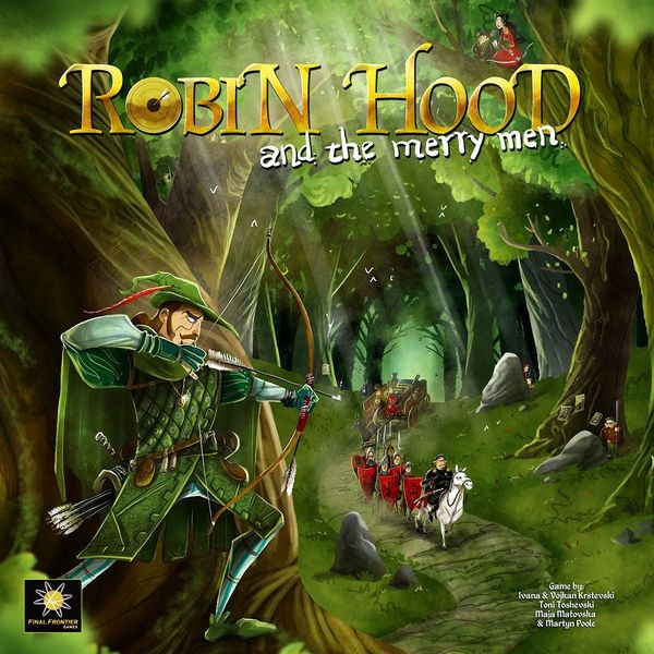Robin Hood - and the merry men