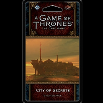 A Game of Thrones: The Card Game - King's Landing 2: City of Secrets Chapter Pack