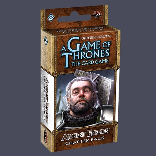 A Game of Thrones: The Card Game - A Clash of Arms 2: Ancient Enemies Chapter Pack