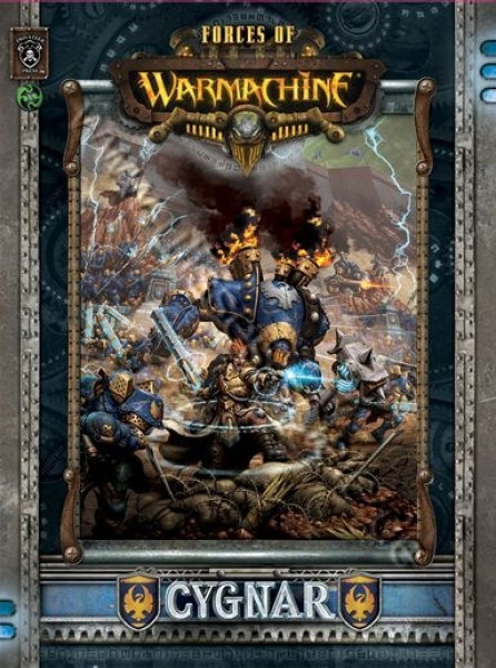 Forces of Warmachine - Cygnar (Softcover engl.)