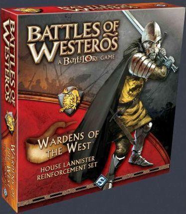 Battles of Westeros - Wardens of the West Reinforcement Set