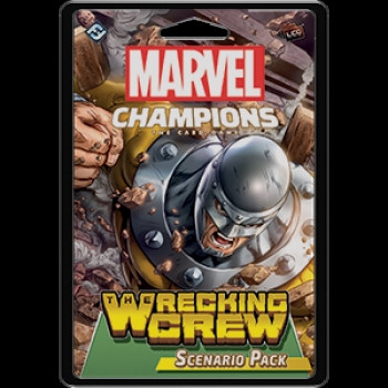 Marvel Champions: The Card Game - Scenario Pack: The Wrecking Crew