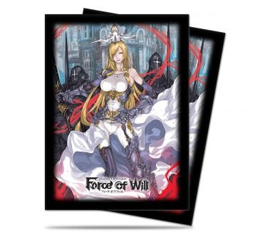 Ultra Pro - Force of Will Deck Protector Sleeves: Valentina (65)