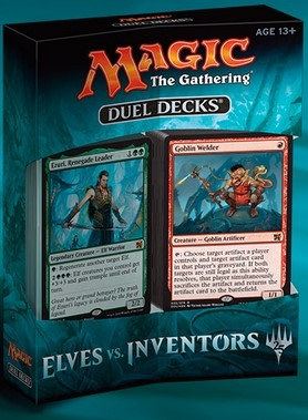 MTG - Duel Decks: Elves vs. Inventors