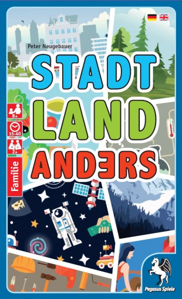 Stadt Land Anders