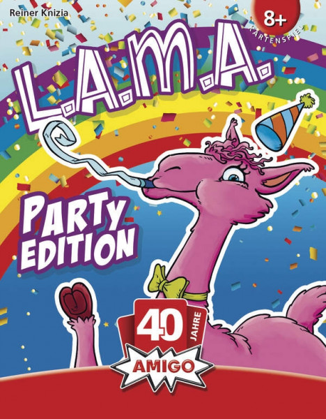 L.a.m.a. - Party Edition (Lama)