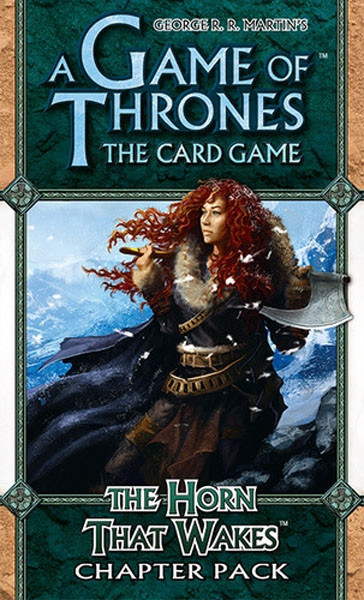 A Game of Thrones: The Card Game - Kingsroad 4: The Horn that Wakes Chapter Pack