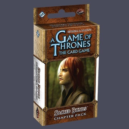 A Game of Thrones: The Card Game - A Clash of Arms 3: Sacred Bonds Chapter Pack