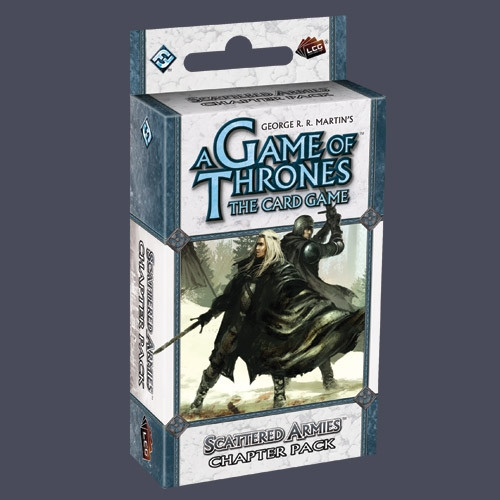 A Game of Thrones: The Card Game - A Time of Ravens 6: Scattered Armies Chapter Pack