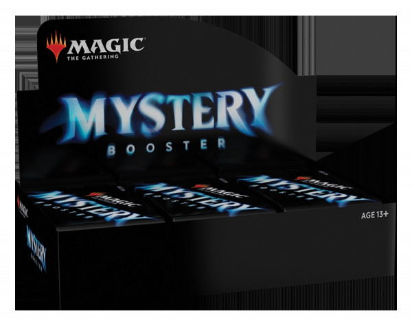 MTG - Mystery Booster Display