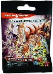 Dice Masters: Dungeons & Dragons - Foil Pack: Battle for Faerûn