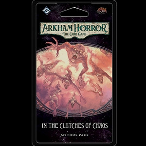 Arkham Horror: The Card Game - The Circle Undone 5: In the Clutches of Chaos Mythos Pack