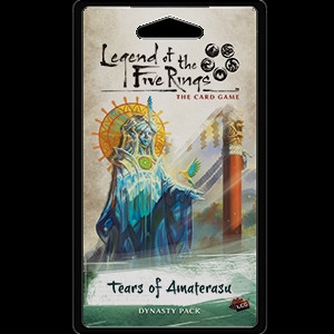 Legend of the Five Rings: The Card Game - Imperial 1: Tears of Amaterasu Dynasty Pack