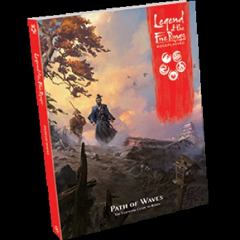 Legend of the Five Rings: Roleplaying - Path of Waves