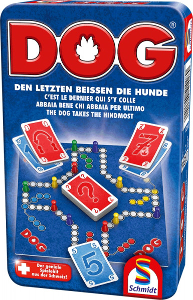 DOG - Reisespiel