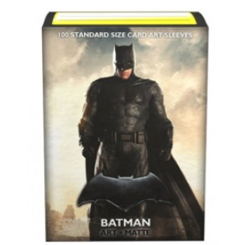 Dragon Shield - Justice League Matte Art Sleeves - Batman (100 Sleeves)