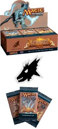 MTG - Booster Pack: Scourge (chinesisch)
