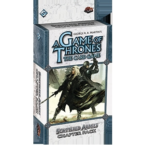 A Game of Thrones: The Card Game - A Time of Ravens 6: Scattered Armies Chapter Pack ALT