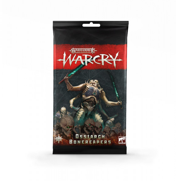Warhammer: Age of Sigmar - Warcry Cards: Ossiarch Bonereapers