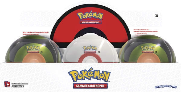 Pokémon - Pokéball Tin Sommer 2020