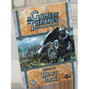 A Game of Thrones: The Card Game - Draft Pack: Westeros